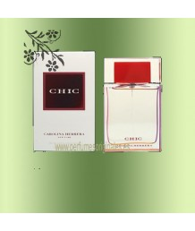 CAROLINA  HERRERA CHIC 80 ML VAP (T)