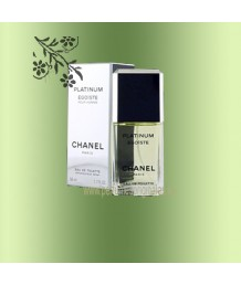 CHANEL EGOIEST  PLATINUM EDT 100ML VAP (T)