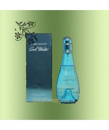 COOL WATER WOMAN 100 ML VAP