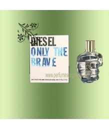 DIESEL FUEL  ONLY THE BRAVE 75 ML VAP (T)