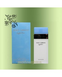 DOLCE GABBANA LIGHT BLUE 100 ML VAP (T)