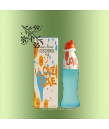 MOSCHINO CHEAP& CHIC I LOVE LOVE 100ML EDT